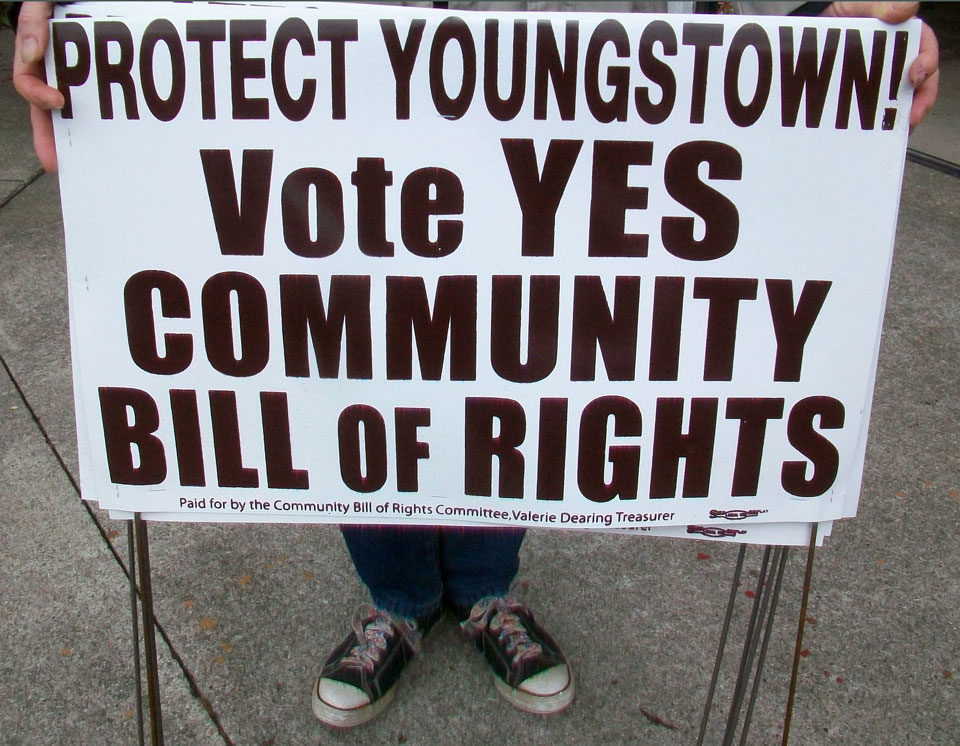 Youngstown Community Bill of Rights would ban fracking